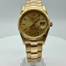 Rolex Oyster Perpetual Date 15238 1991 occasion
