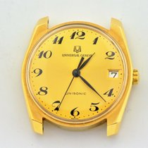 Universal Genève Yellow gold 33mm pre-owned United States of America, Washington, Bellevue
