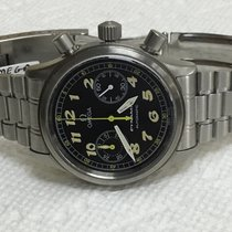 Omega Dynamic Chronograph Steel 38mm Black Arabic numerals United States of America, New Jersey, wayne