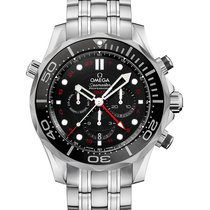 Omega Seamaster Diver 300 M Steel 44mm Black United States of America, Florida, Miami