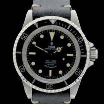 Tudor 7016/0 Aço 1969 Submariner 40mm usado