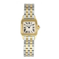 Cartier Santos Demoiselle Yellow gold 20mm White United States of America, New York, New York
