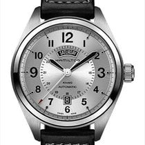 Hamilton Khaki Field Day Date H70505753 new