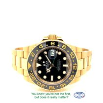Rolex 116718LN Yellow gold 2018 GMT-Master II 40mm pre-owned United States of America, California, Beverly Hills