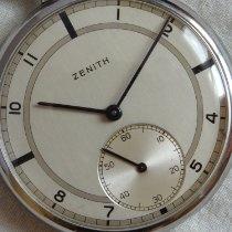 Zenith Acier 45,5mm Remontage manuel occasion France, Besse sur Issole