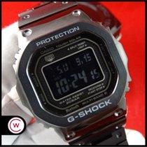 Casio G-Shock Zeljezo 49,3mm Crn Arapski brojevi