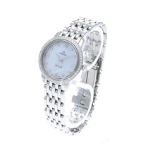Omega De Ville Prestige Steel 24.4mm Mother of pearl