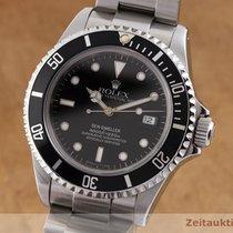 Rolex Sea-Dweller 4000 Steel 39.5mm Black