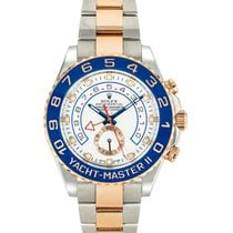 Rolex Yacht-Master II Gold/Steel 44mm White United States of America, New York, New York