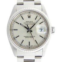 Rolex Datejust 36mm Plata