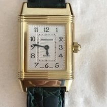 Jaeger-LeCoultre Reverso Duetto Yellow gold 21mm Silver Arabic numerals United States of America, Florida, Miami