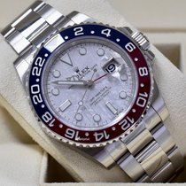 Rolex GMT-Master II White gold 40mm Blue No numerals United States of America, Virginia, Arlington