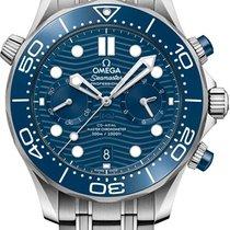 Omega Seamaster Diver 300 M new