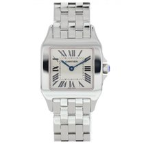 Cartier Santos Demoiselle Steel 27mm White United States of America, New York, New York