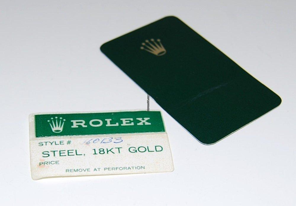 Rolex Aufkleber Für 19 Kaufen Von Einem Trusted Seller Auf