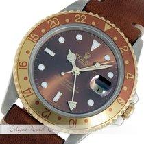 Rolex GMT-Master Tigerauge Stahl 16713