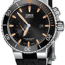 Oris Carlos Coste Limited Edition nuevo Automático Reloj con estuche y documentos originales 74377097184RS