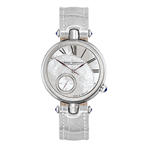 Moritz Grossmann TEFNUT Twist Fancy, white gold