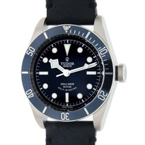 Tudor Heritage Black Bay Blue 79220b Steel, 41mm
