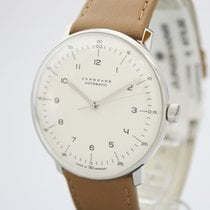 Junghans Steel 38mm Automatic 027/3502.00 new