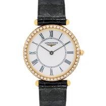 Longines La Grande Classique Diamond Quartz Ladies Watch –...