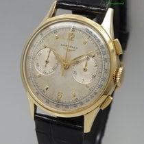 浪琴 (Longines) Vintage Chronograph 18k/750 Gold - CH30
