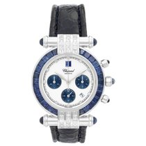 Chopard Imperiale White Gold with Diamonds and Sapphires