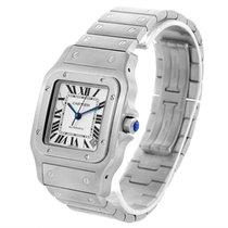 Cartier Santos Galbee Xl Steel Mens Automatic Watch W20098d6
