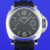 Panerai Luminor Marina 8 Days appears unworn