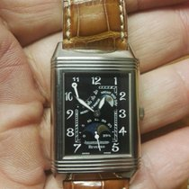 Jaeger-LeCoultre Reverso Sun Moon Night Day White Gold