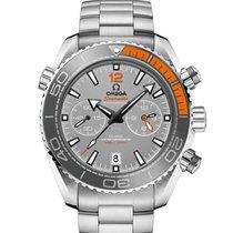 Omega 215.90.46.51.99.001, Seamaster, Grey Dial , Titanium