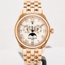 Patek Philippe Annual Calendar Rose gold United States of America, Massachusetts, Boston