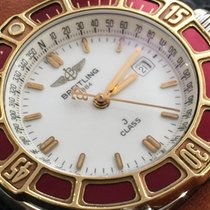 Breitling Lady J Gold/Steel 31mm