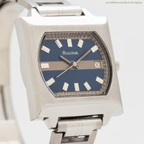 Bulova Steel 35mm Manual winding T-3263 pre-owned United States of America, California, Beverly Hills
