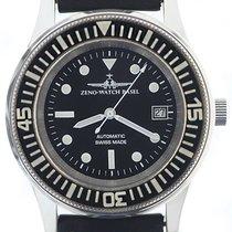 Zeno-Watch Basel Acciaio 43mm Automatico usato Italia, Chieri (TO)