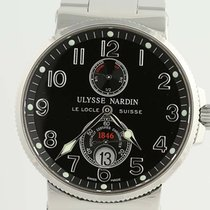 Ulysse Nardin pre-owned Automatic 41mm Black