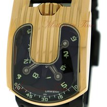 Urwerk Rose gold 36mm Manual winding 103.09 pre-owned United States of America, New York, New York