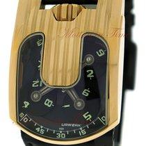 Urwerk Oro rosa 36mm Cuerda manual 103.09 nuevo