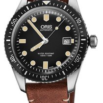 Oris Divers Sixty Five Steel 42mm Black United States of America, California, Moorpark