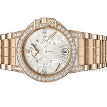 Harry Winston new Automatic 36mm Rose gold Sapphire Glass