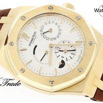 Audemars Piguet Royal Oak Dual Time Yellow gold 39mm White United States of America, Florida, Sunny Isles Beach