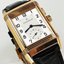 Jaeger-LeCoultre Reverso Duoface Oro rosa 36mm