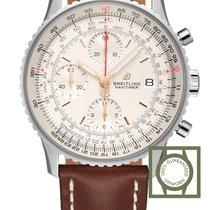 Breitling Navitimer Heritage nuevo 2020 Automático Cronógrafo Reloj con estuche y documentos originales A13324121G1X1