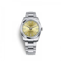 Rolex Oyster Perpetual 34 new Automatic Watch with original box and original papers 1142000022
