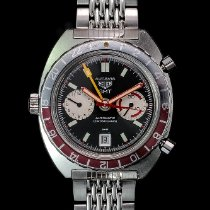 Heuer Steel 42mm Automatic pre-owned United Kingdom, Macclesfield