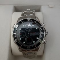 Omega 213.30.42.40.01.001 Steel 2014 Seamaster Diver 300 M pre-owned United States of America, South Carolina, Greenville