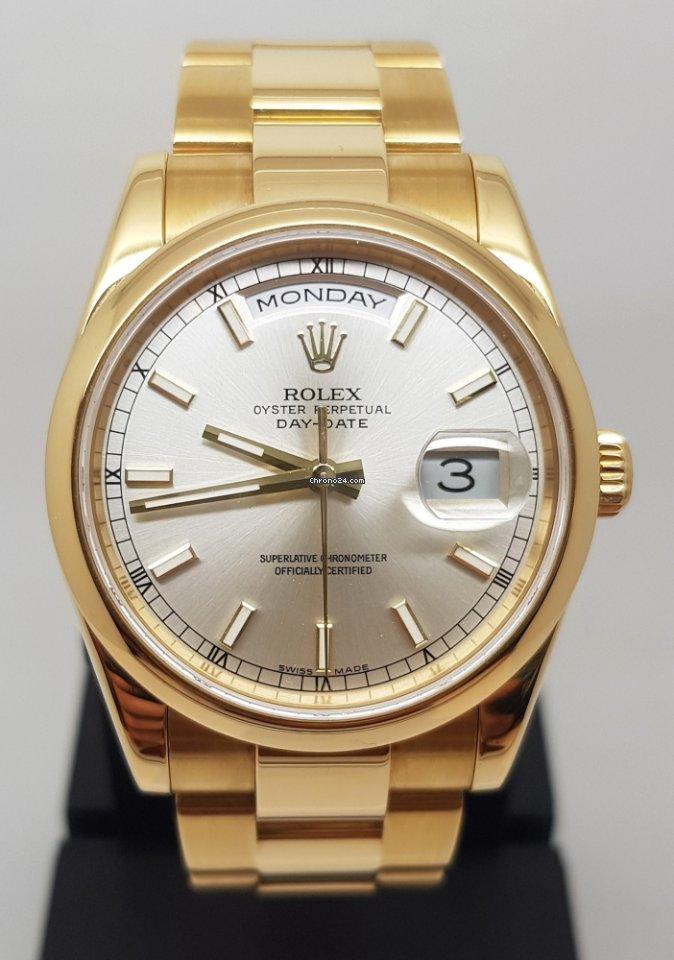 df6dcf3f0d38b Rolex Day-Date | Acheter et comparer une montre Rolex Day-Date sur Chrono24