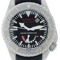 Girard Perregaux Sea Hawk Titanium 45mm Black