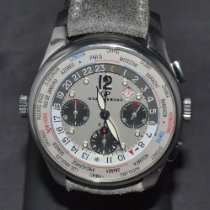 Girard Perregaux Steel 43mm Automatic 49805 pre-owned