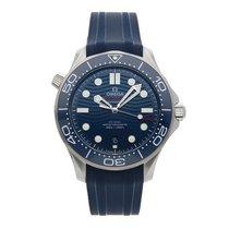 Omega Seamaster Diver 300 M Steel 42mm Blue United States of America, Florida, Miami